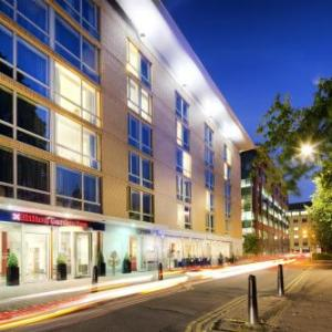 Hotels near Motion Bristol - Hilton Garden Inn Bristol City Centre
