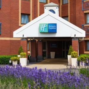 Hotels near Rough Trade Bristol - Holiday Inn Express Bristol Filton