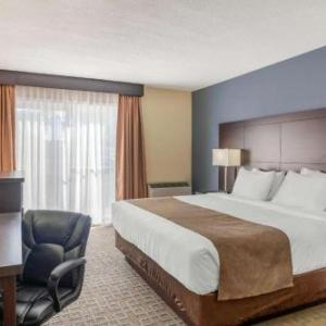 Hotels near K.C. Irving Centre - Quality Inn & Suites