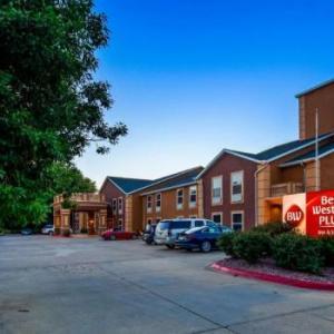 Salina Speedway Hotels - Best Western Plus Midwest Inn & Suites