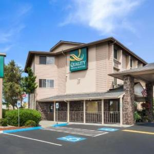 Hotels near Kitsap County Fairgrounds - Quality Inn & Suites Silverdale