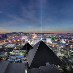 MGM Resorts Festival Grounds Hotels - Luxor Hotel And Casino