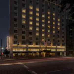 Sambuca Houston Hotels - The Lancaster Hotel