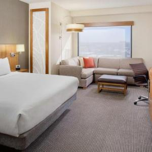 Hotels Near Du Newman Center Hyatt Place Denver Cherry Creek
