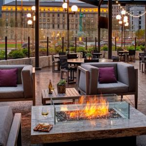 Hotels near Jacobs Pavilion at Nautica - Cleveland Marriott Downtown At Key Center