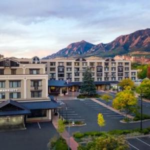 Hotels near Folsom Field - Boulder Marriott