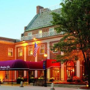 Hotels near Greenfield Village - The Dearborn Inn A Marriott Hotel