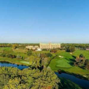 Eastern Michigan University Hotels - Ann Arbor Marriott Ypsilanti At Eagle Crest