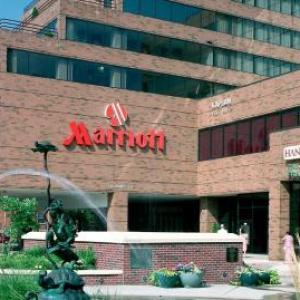 Wharton Center Hotels - East Lansing Marriott at University Place