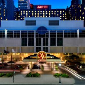 Temple University Hotels - Philadelphia Marriott Downtown
