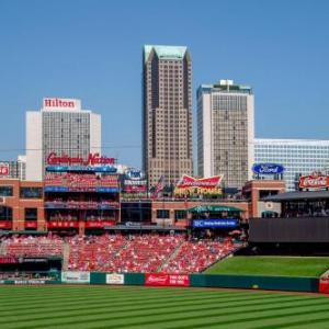 Hotels near Peabody Opera House - Hilton St. Louis At The Ballpark