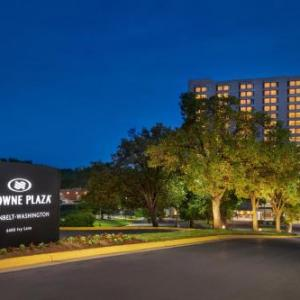 Crowne Plaza -Greenbelt -Washington DC