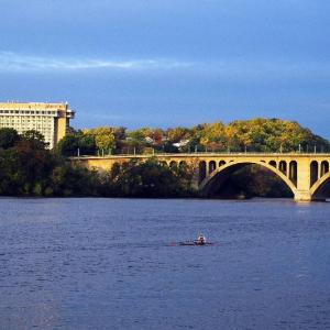 Hotels near Georgetown University - Key Bridge Marriott