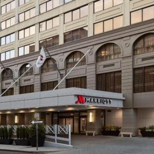 Cabanas Washington Hotels - Washington Marriott Georgetown