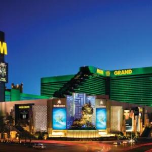 Brad Garrett Comedy Club Hotels - MGM Grand Hotel Casino