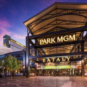 Hotels near Park Theater at Monte Carlo Las Vegas - Park MGM Las Vegas
