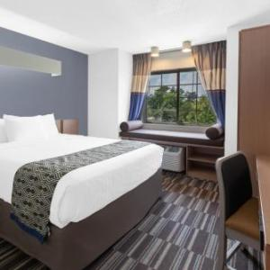 UMBC Event Center Hotels - Microtel Inn & Suites By Wyndham Bwi Airport Baltimore