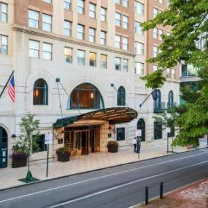 Fleisher Art Memorial Hotels - THE FRANKLIN HOTEL AT INDEPENDENCE PARK- A MARRIOTT HOTEL A Marriott Luxury & Lifestyle Hotel