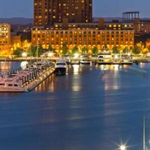 Pier Six Pavilion Hotels - Royal Sonesta Harbor Court Baltimore