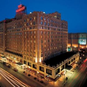 The Cadre Building Hotels - Peabody Memphis