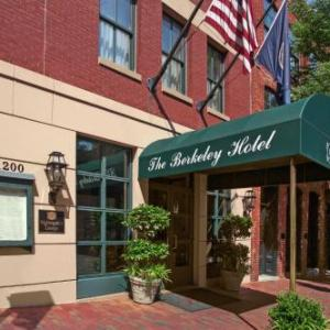 Hotels near Richmond Raceway - The Berkeley Hotel