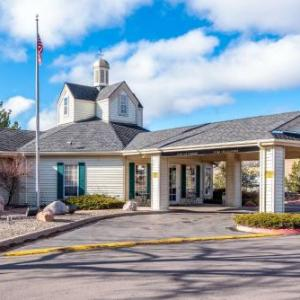 Union Station Colorado Springs Hotels - Quality Inn & Suites Garden Of The Gods