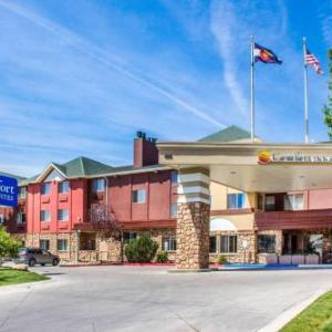 Hotels near Animas City Theatre - Comfort Inn & Suites Durango