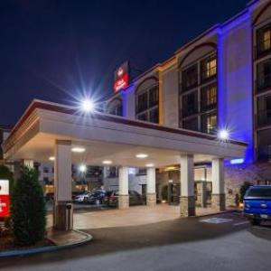 Herschel Greer Stadium Hotels - Best Western Plus Music Row