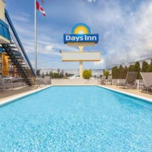 Western Washington University Hotels - Days Inn Bellingham