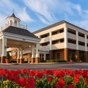 Grand Ole Opry Hotels - The Inn at Opryland A Gaylord Hotel