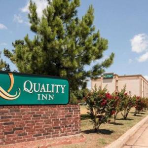 Independence Stadium Hotels - Quality Inn Shreveport
