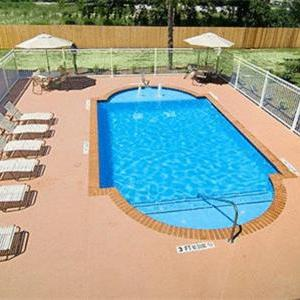 Hotels near Midnight Rodeo San Antonio - Econo Lodge San Antonio