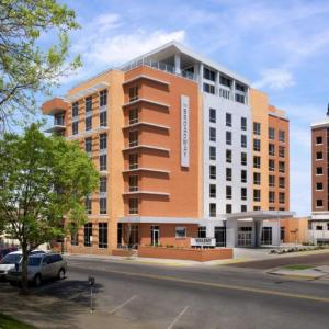 Mizzou Aquatics Center Hotels - The Broadway Columbia -A DoubleTree by Hilton Hotel