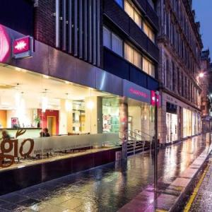 National Stadium Hampden Park Hotels - Mercure Glasgow City Hotel