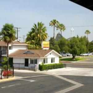 Knotts Berry Farm Hotels - Colony Inn