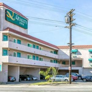 Starlight Bowl Hotels - Quality Inn Burbank Airport