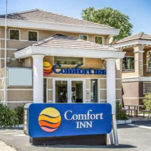 Spangenberg Theatre Hotels - Comfort Inn Palo Alto