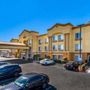 Luther Burbank High School Hotels - Comfort Inn & Suites Sacramento