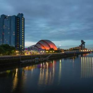 Hotels near The SSE Hydro  - Crowne Plaza Hotel Glasgow