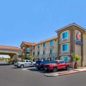 Hotels near Imperial Valley College - Comfort Inn & Suites El Centro
