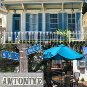 Creole Cottage Uptown