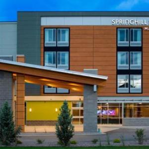 Hotels near Glacier High School - Springhill Suites Kalispell