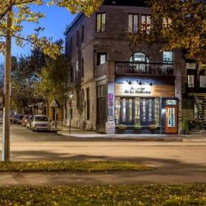 Hotels near Olympic Stadium Montreal - Auberge de La Fontaine
