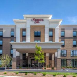 Hampton Inn-St. Louis Wentzville MO