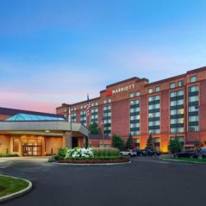 Cuyahoga Community College Eastern Campus Hotels - Marriott Cleveland East