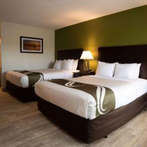 Quality Inn & Suites St. Petersburg - Clearwater Airport Recently Renovated