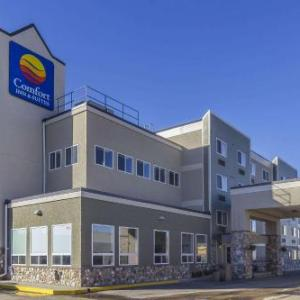 Hotels near Anne Portnuff Theatre - Comfort Inn And Suites