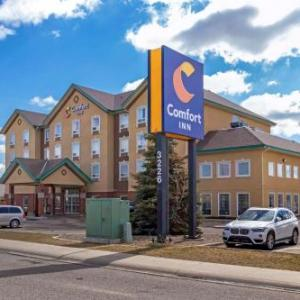 Enmax Centre Hotels - Comfort Inn Lethbridge