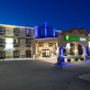 Arches National Park Hotels - Holiday Inn Express Hotel & Suites Moab