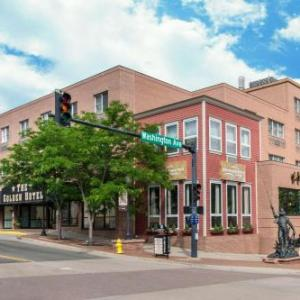 Colorado Railroad Museum Hotels - The Golden Hotel Near Coors An Ascend Hotel Collection Member
